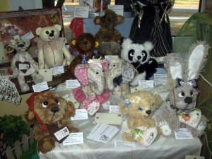 Открытие выставки «Кукольный вернисаж»