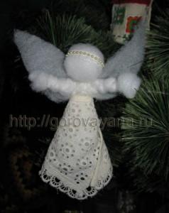 ангел - мотанка