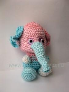 слоник в чашке