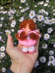 кукла-амигуруми