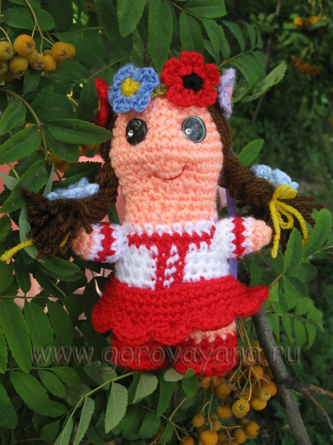 Яна серебренникова куклы мастер класс для начинающих #2