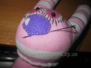 МК по носочному зайке
