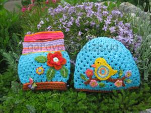 шапочки и сумочки