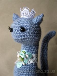 кошка Принцесса