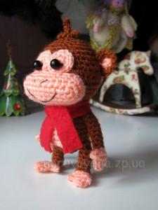 обезьянка Башмачок