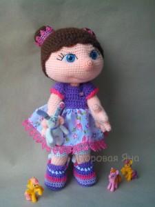 кукла растаманка