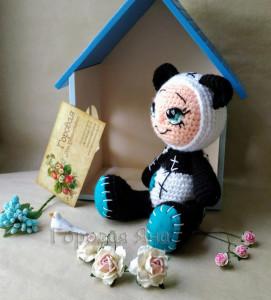 кукла панда
